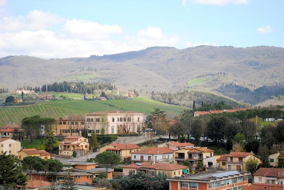 Fietsen Chianti streek