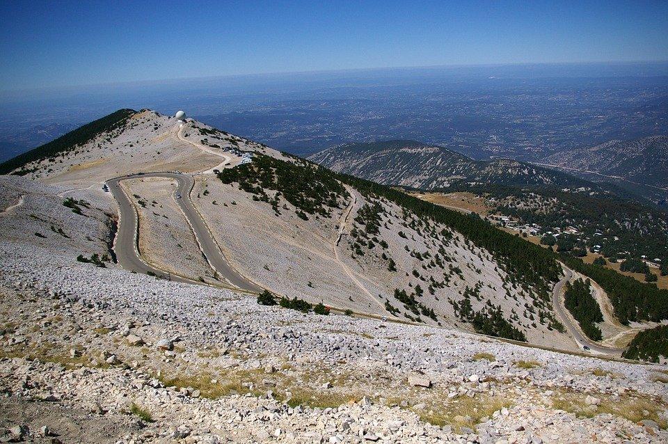 Mont Ventoux fietsen