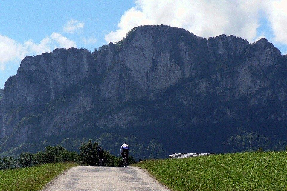 Salzburgerland fietsen