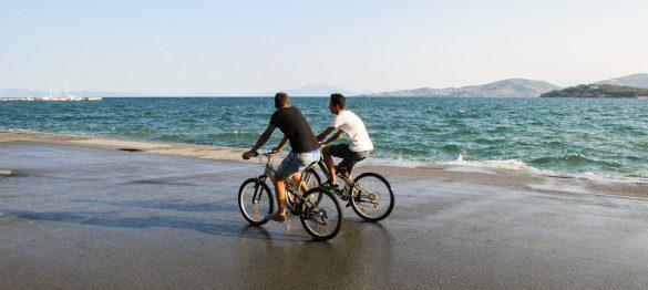 Fietsen door Griekenland